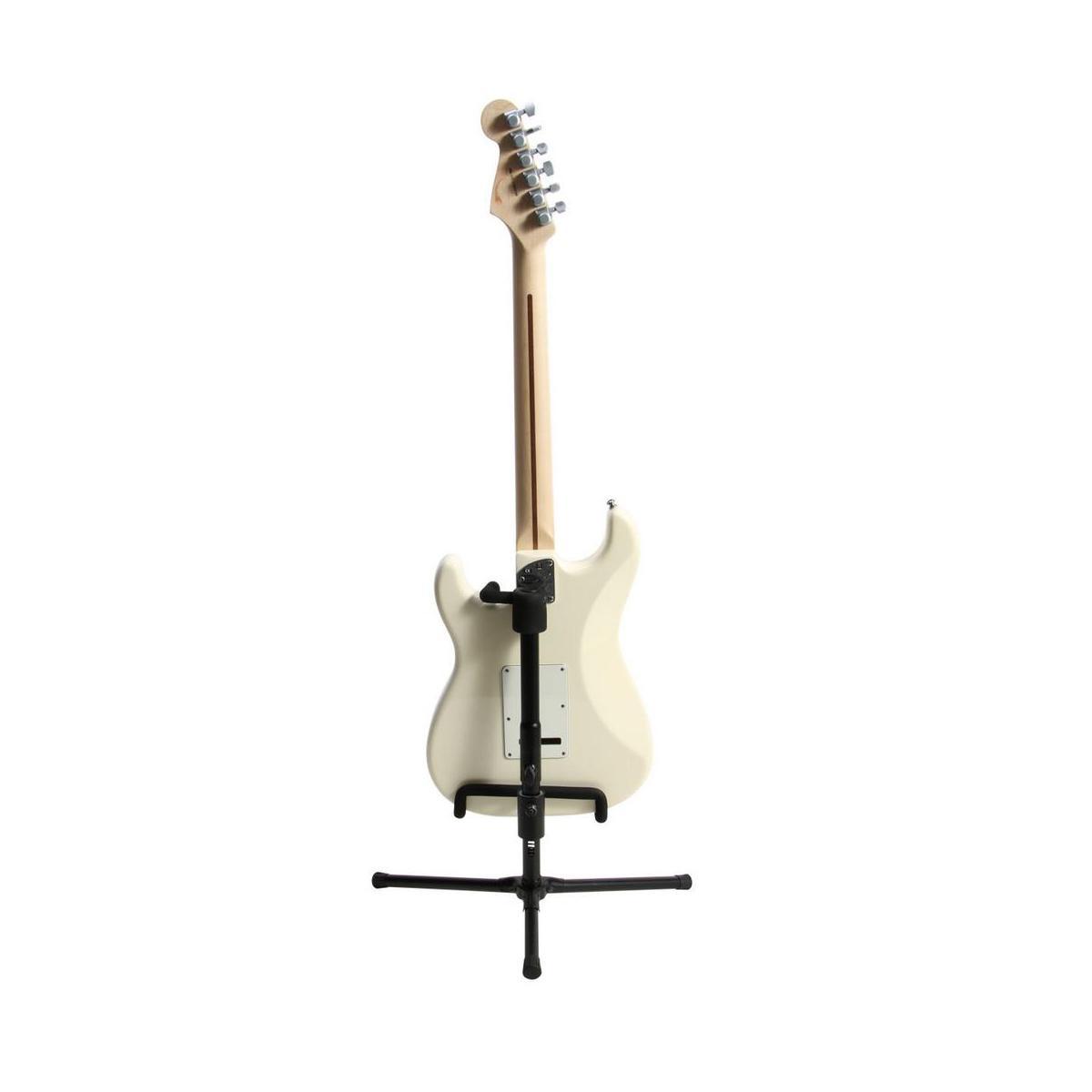 on stage gs7140 spring up locking guitar stand musical instruments. Black Bedroom Furniture Sets. Home Design Ideas