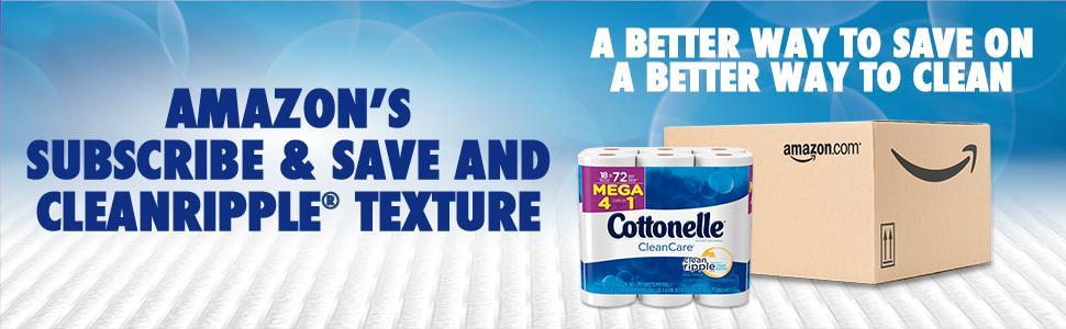 Amazon Com Cottonelle Cleancare Toilet Paper Bath Tissue