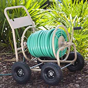 Amazoncom Liberty Garden Products 870 M1 2 Industrial 4 Wheel