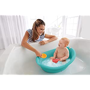 fisher price rinse 39 n grow tub baby. Black Bedroom Furniture Sets. Home Design Ideas