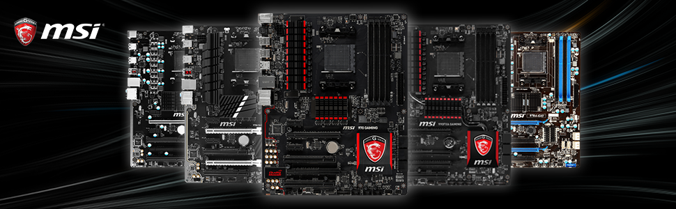 Amazon.com: MSI 970 GAMING DDR3 2133 ATX AMD Motherboard ...
