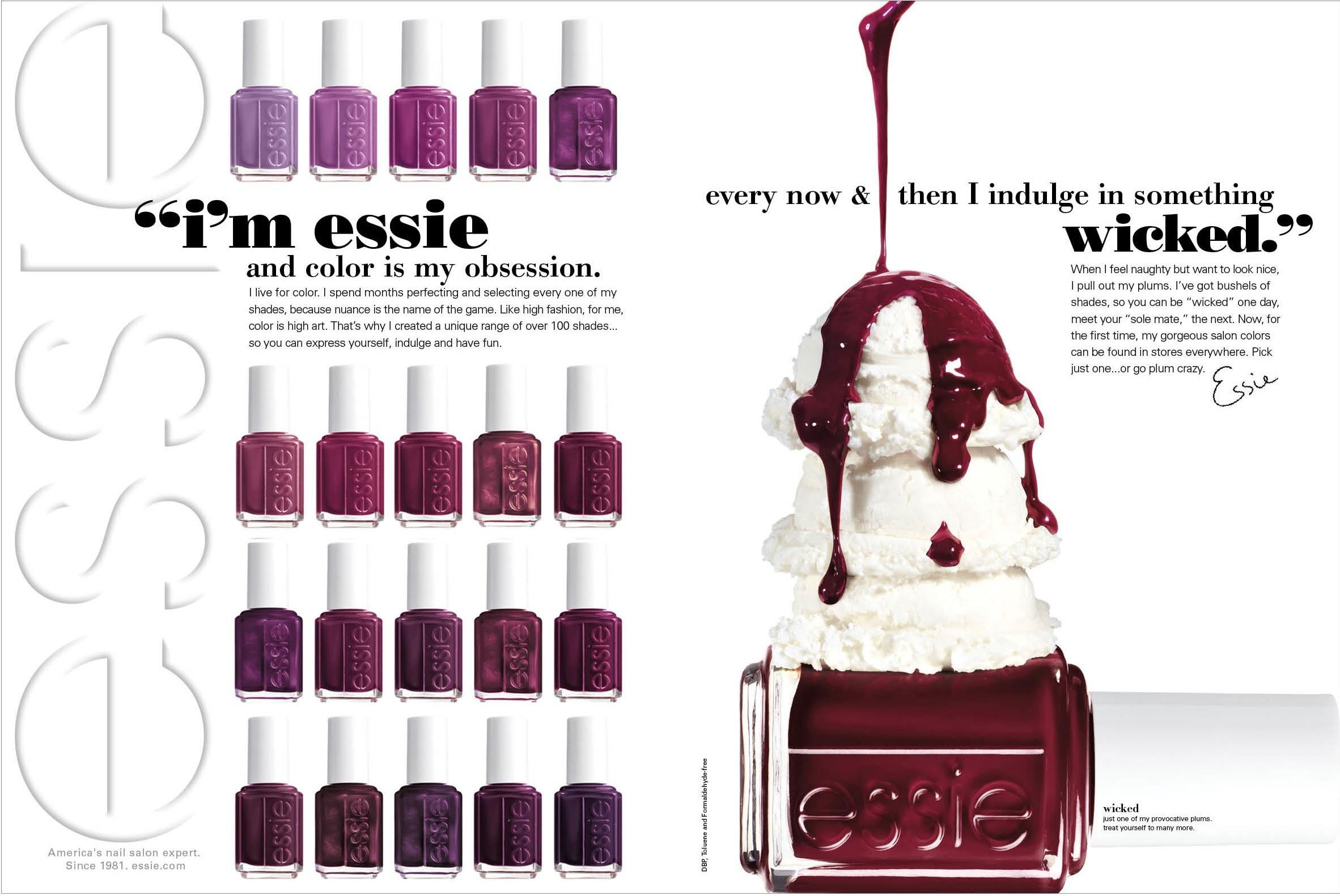 Essie Nail Polish Colors And Names Absolute Cycle