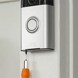Ring Doorbell Screwdriver Bit Size