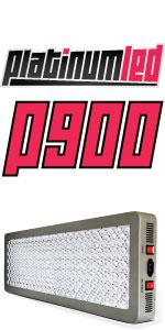 led grow light, PlatinumLED, Advanced Diamond Series, P900, DS600, Apollo, Mars Hydro, Top LED