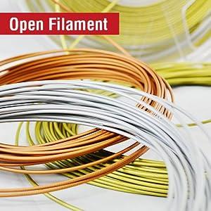 3D Printing Open Filament