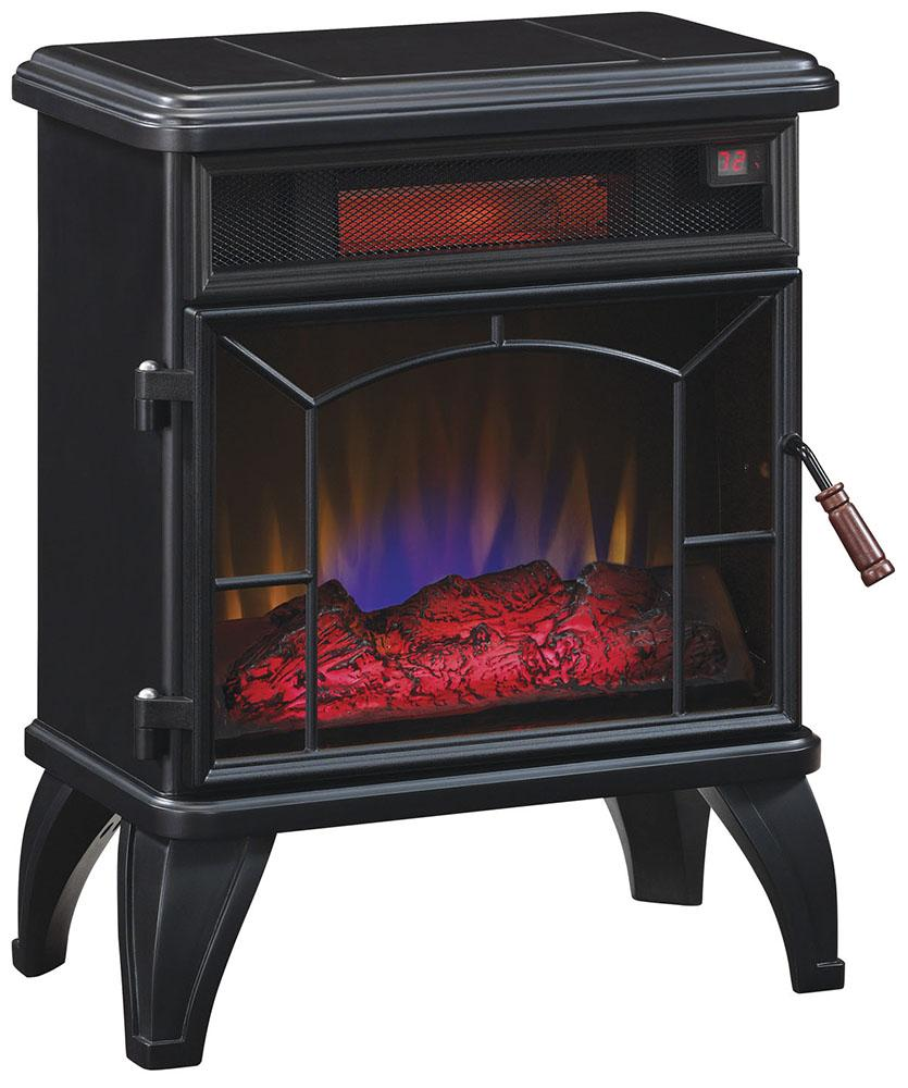 Amazon.com: Duraflame DFI-550-0 Mason Freestanding Infrared Quartz Fireplace Stove