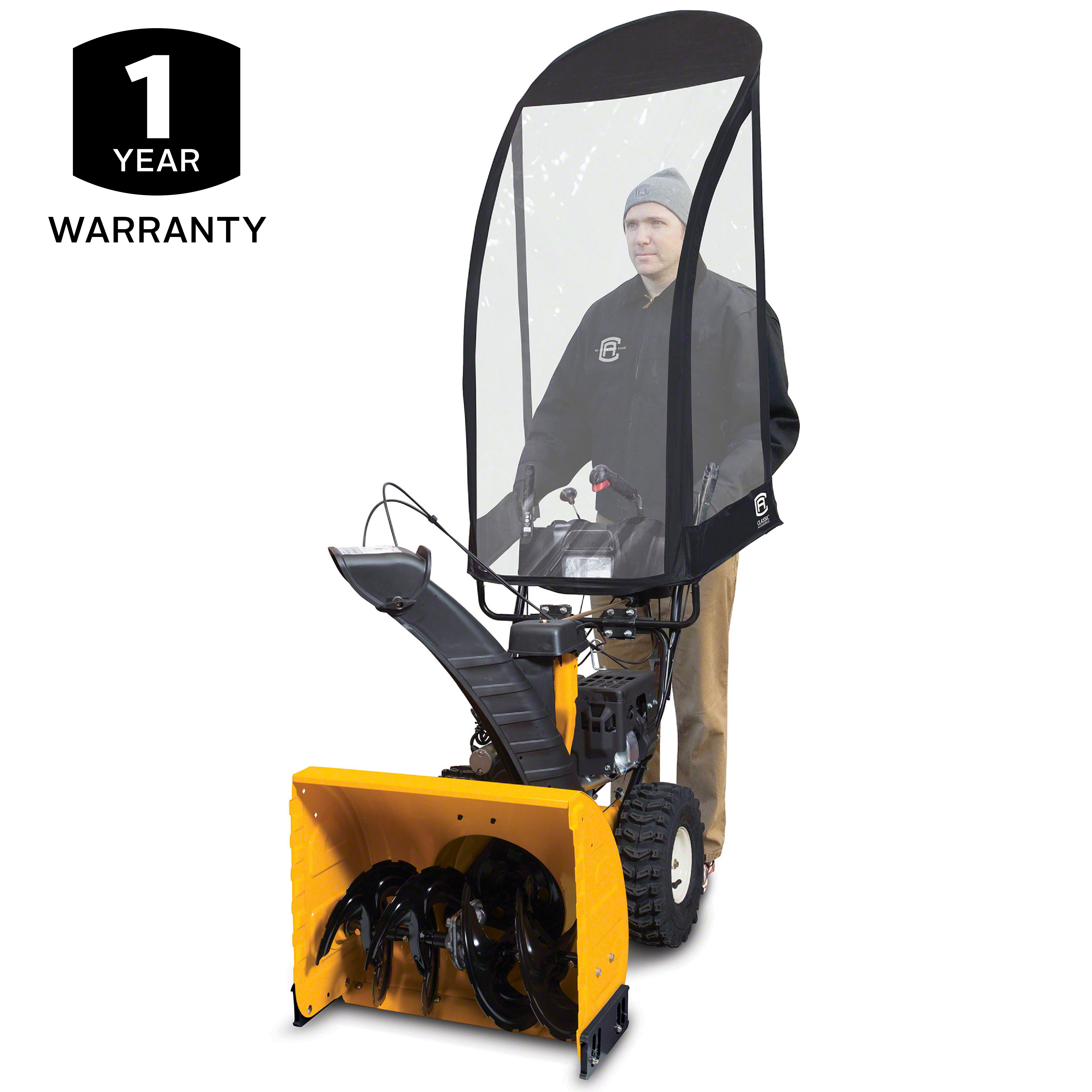 Snow Thrower Accessories : Amazon classic accessories universal