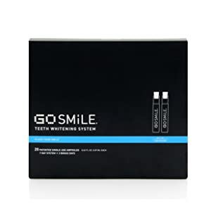Amazon Com Go Smile Teeth Whitening System 20 Count