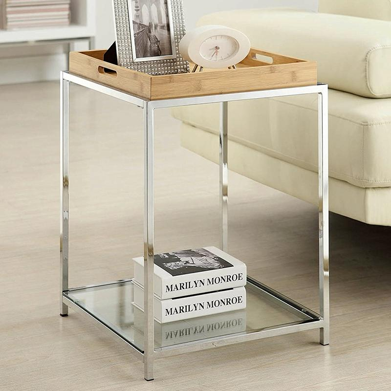 Modern End Table. View Larger
