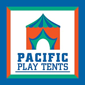 pacific play tents, parachute