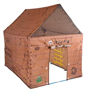Amazon.com: Pacific Play Tents Kids Club House Tent Playhouse for ...