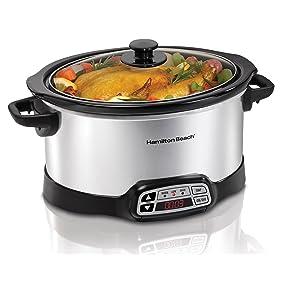crock pot cookers crockpots programmable cuisinart timer casserole stew best rated reviews sellers