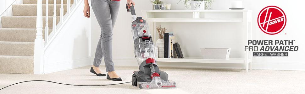 Amazon Com Hoover Power Path Pro Advanced Carpet Cleaner