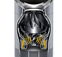 Dyson AM07 cool fan 10% less power consumed