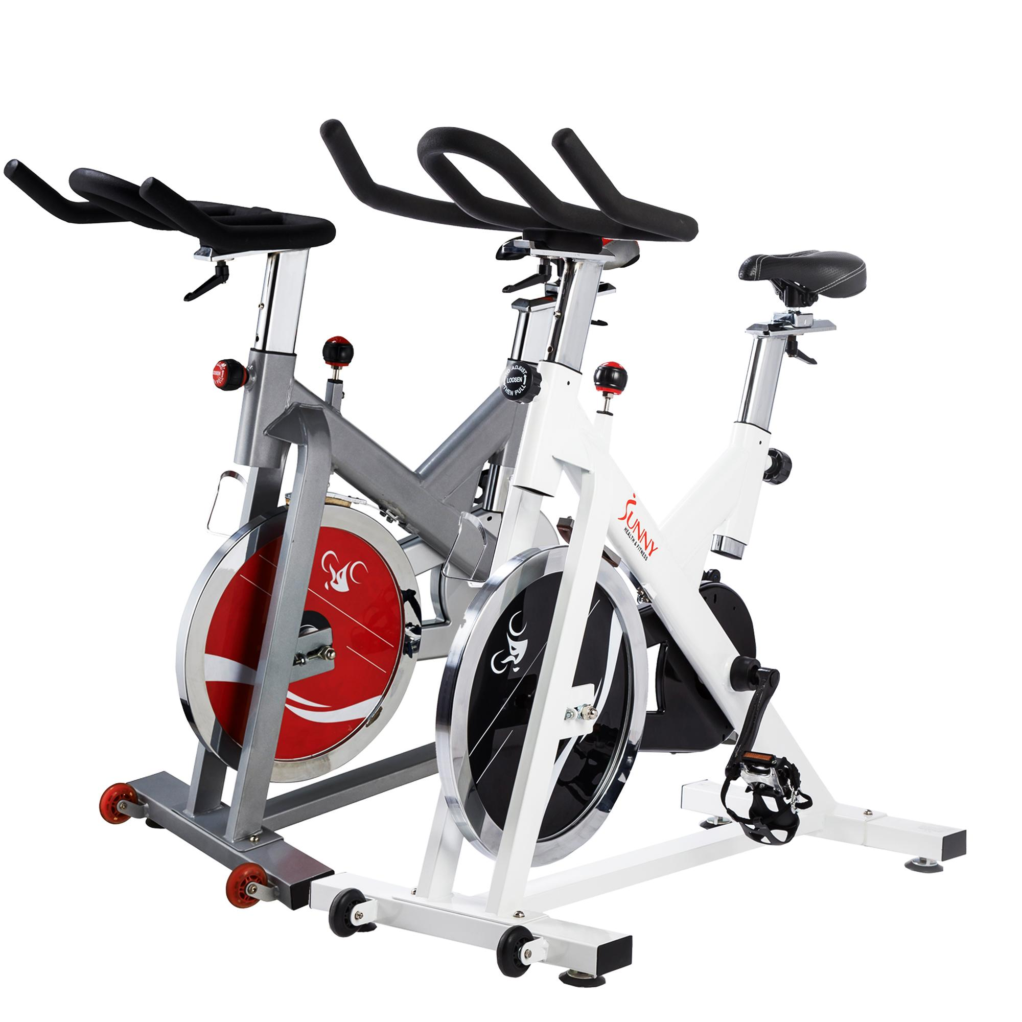 Amazon.com : Indoor Cycling Bike by Sunny Health & Fitness