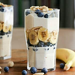 the bees knees honey peanut butter yogurt parfait