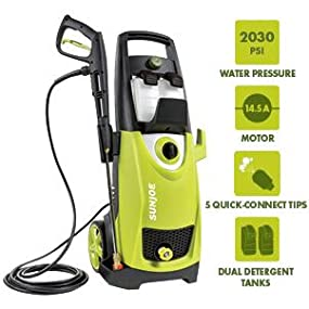 sundance 1800 psi electric pressure washer manual