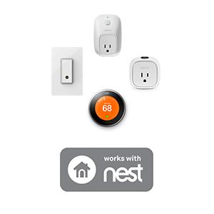 Wemo Works with Nest