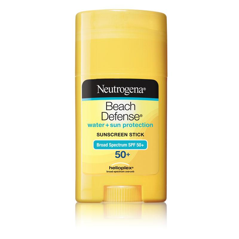 Neutrogena sunblock stick
