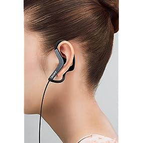 Amazon.com: Sony MDRAS200 Active Sports Headphones (Black): Home Audio