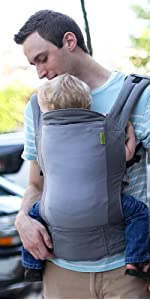 Boba Carrier, Baby Carrier, Soft Structured Baby Carrier, SSC