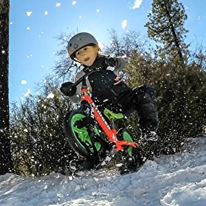 e644a2822018 Amazon.com   Strider - Snow Ski Set for Balance Bikes   Sports ...