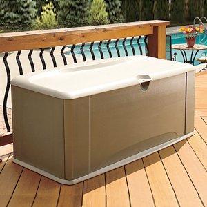 Amazon Com Rubbermaid 2047052 Deck Box Extra Large