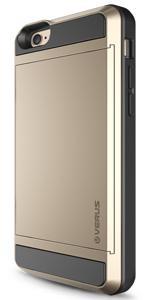 iPhone 6/6S Plus Case, Verus Damda Slide Series