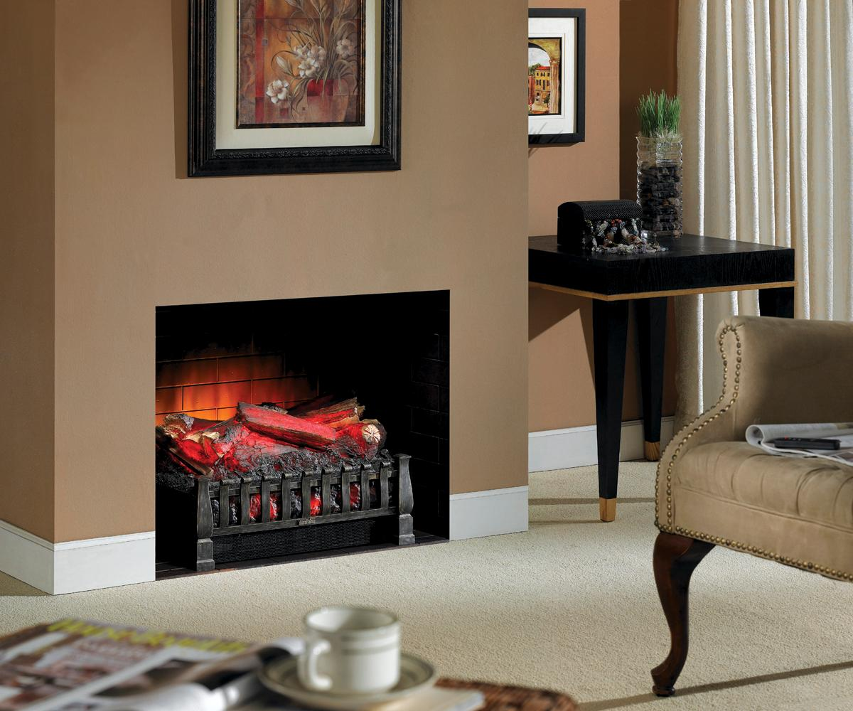 Amazon.com: Duraflame DFI020ARU-A004 Electric Fireplace Insert w/ Heater: Home & Kitchen