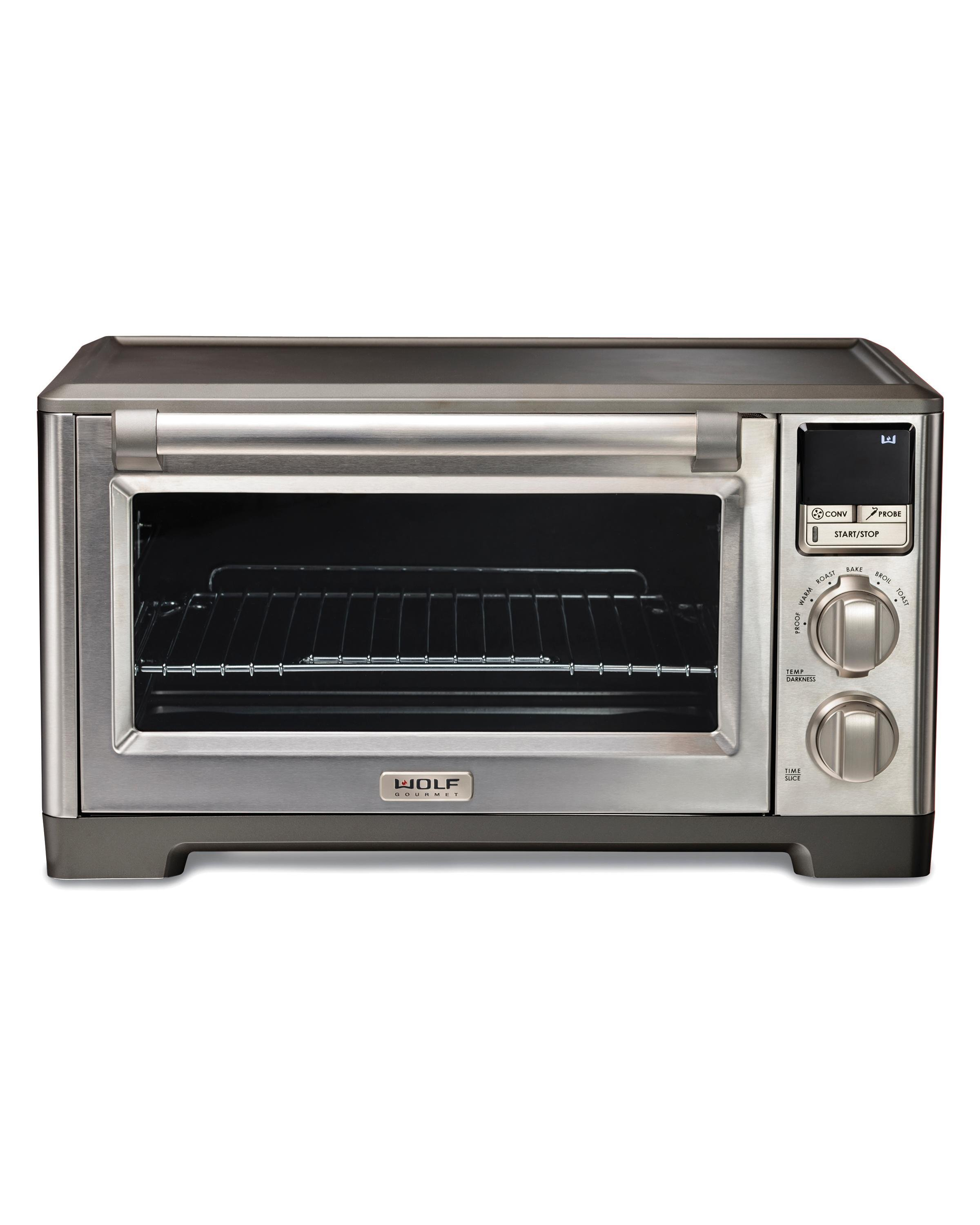 Wolf Gourmet Countertop Convection Oven : Amazon.com: Wolf Gourmet Countertop Oven with Convection (WGCO100S ...