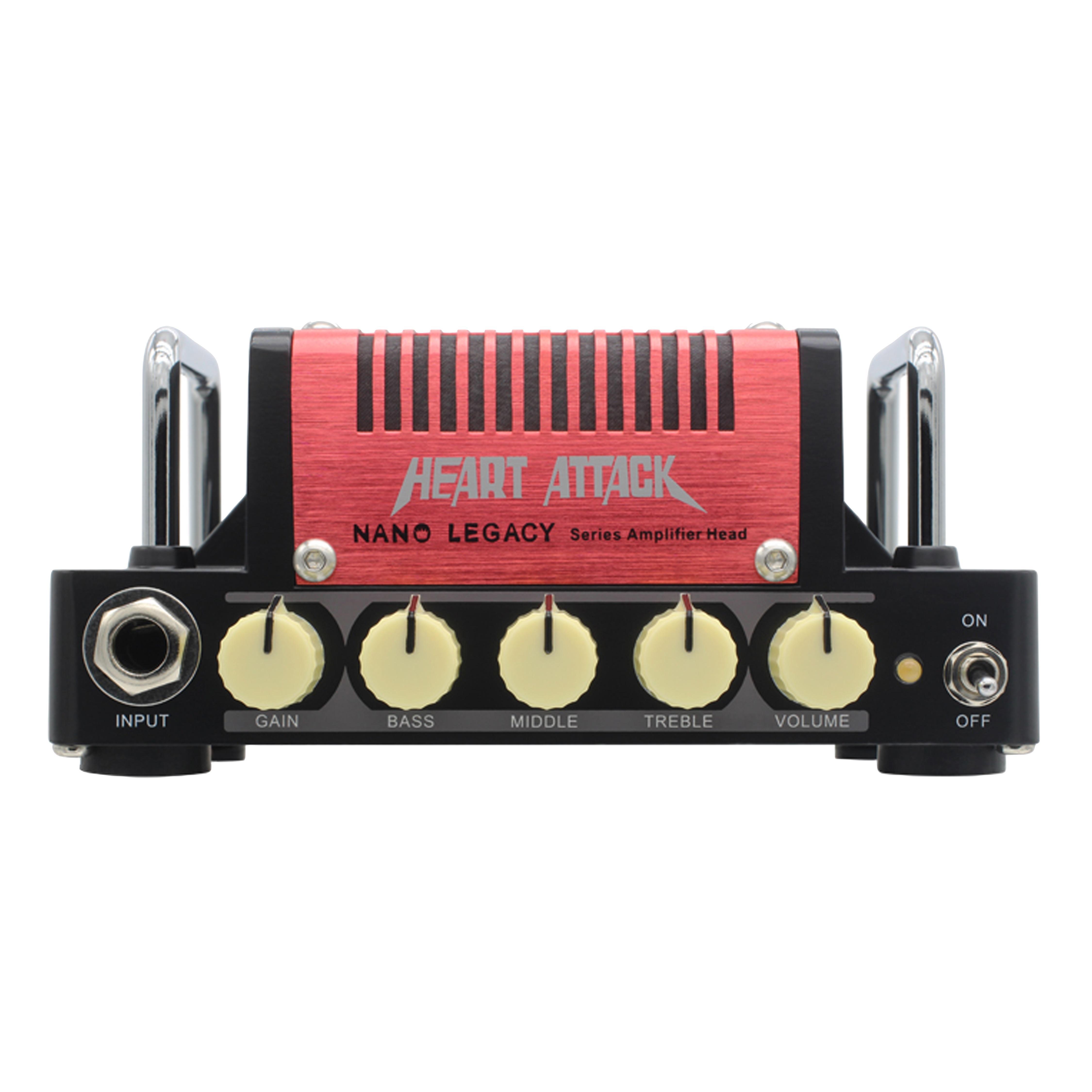 Hotone Heart Attack 5 Watt Mini Guitar Amplifier Head 4x12 Speaker Cabinet Wiring Stereo Mono Google Groups View Larger