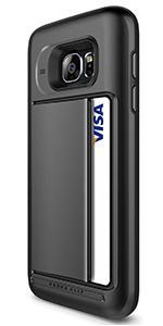Galaxy S7 Case, VRS Design Damda Clip Series