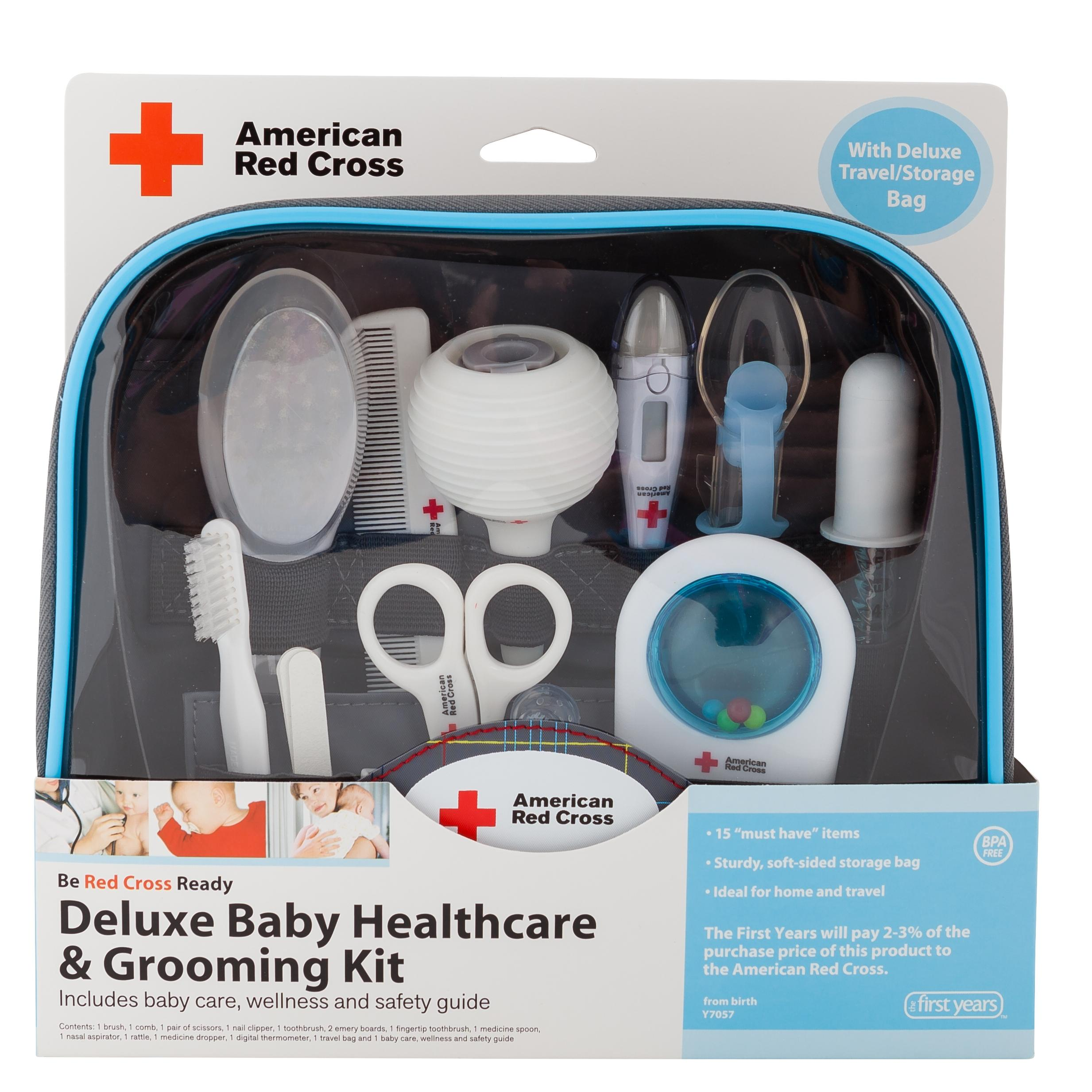 Grooming kit for baby