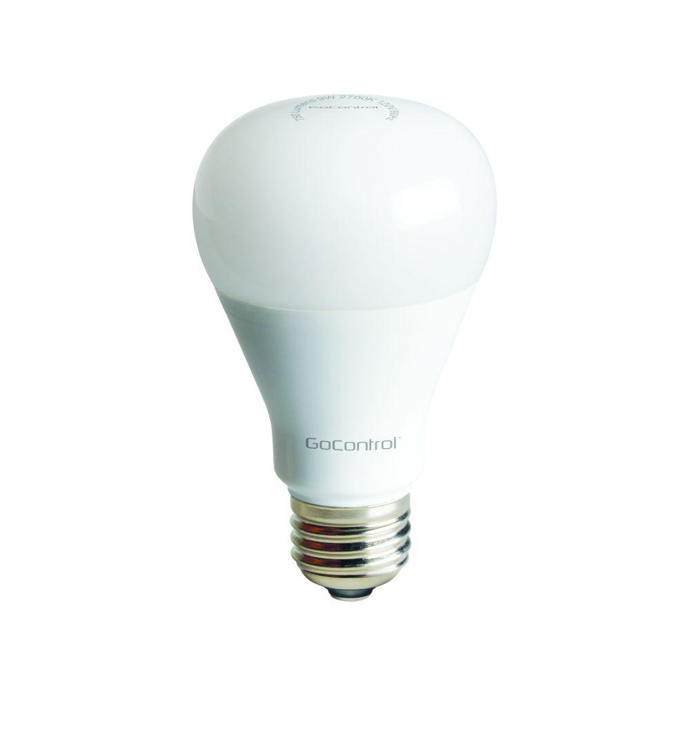 Amazon Com Gocontrol Z Wave Dimmable Led Light Bulb