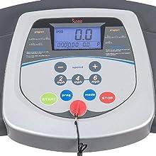 tradmill programs, treadmill controls, treadmill display, treadmill monitor