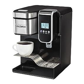 Amazon Com Hamilton Beach Fba 49988 Single Serve Coffee