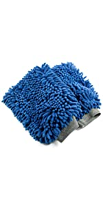 Microfiber, Car Wash, Mitt, Zwipes, Cleaning, Auto