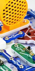 Amazon Com Snap Circuits Snaptricity Electronics