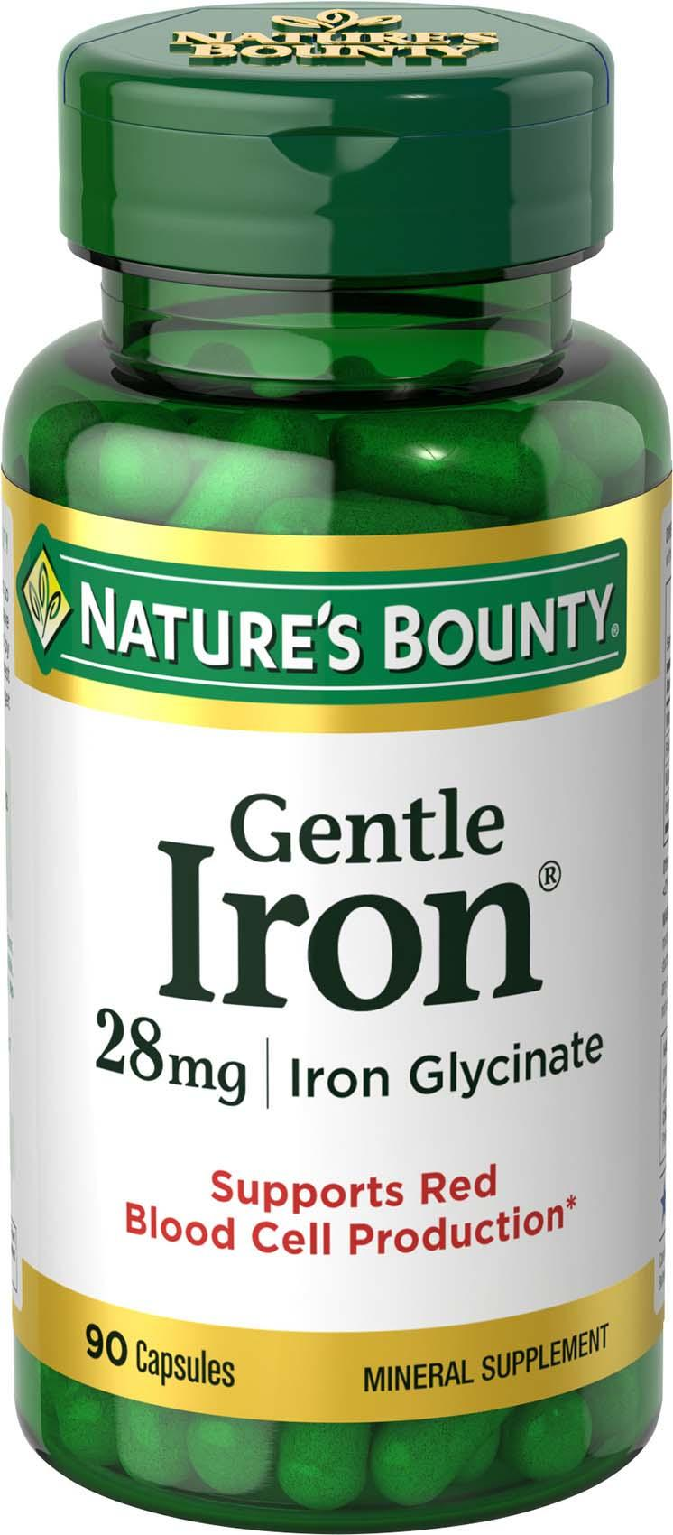 Nature S Plus Iron