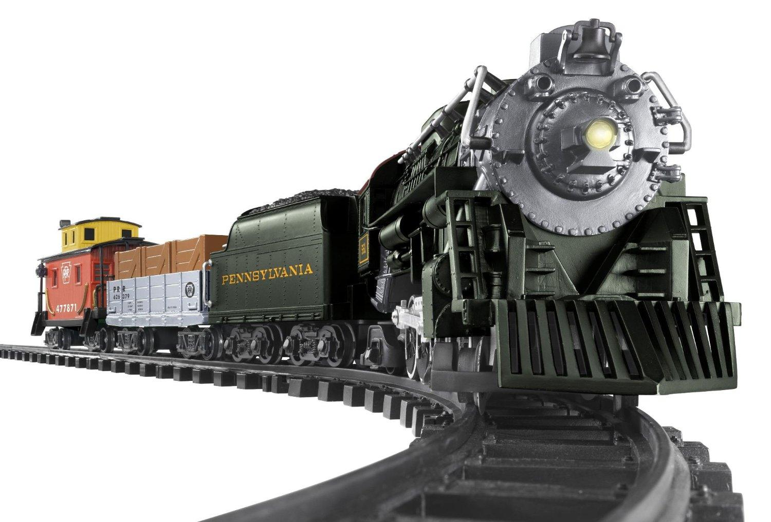 amazoncom lionel pennsylvania flyer train set ggauge