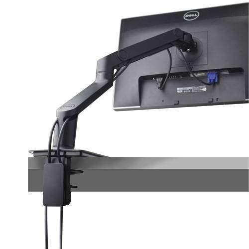 Amazon Com Dell Msa14 Single Arm Monitor Stand Mh1hv