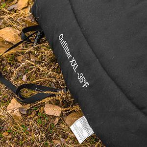 teton sports outfitter xxl -35ºF sleeping bag