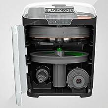 Compact Storage Case