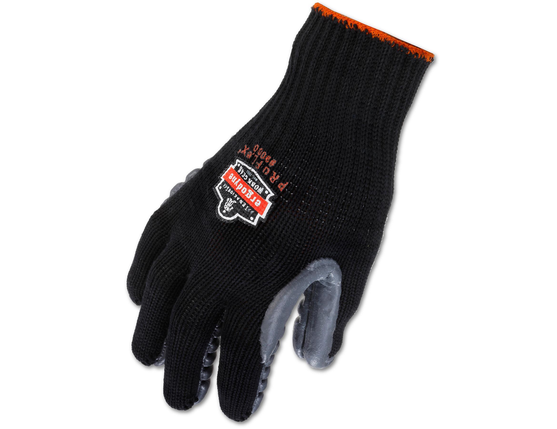 Black hammer gloves - View Larger