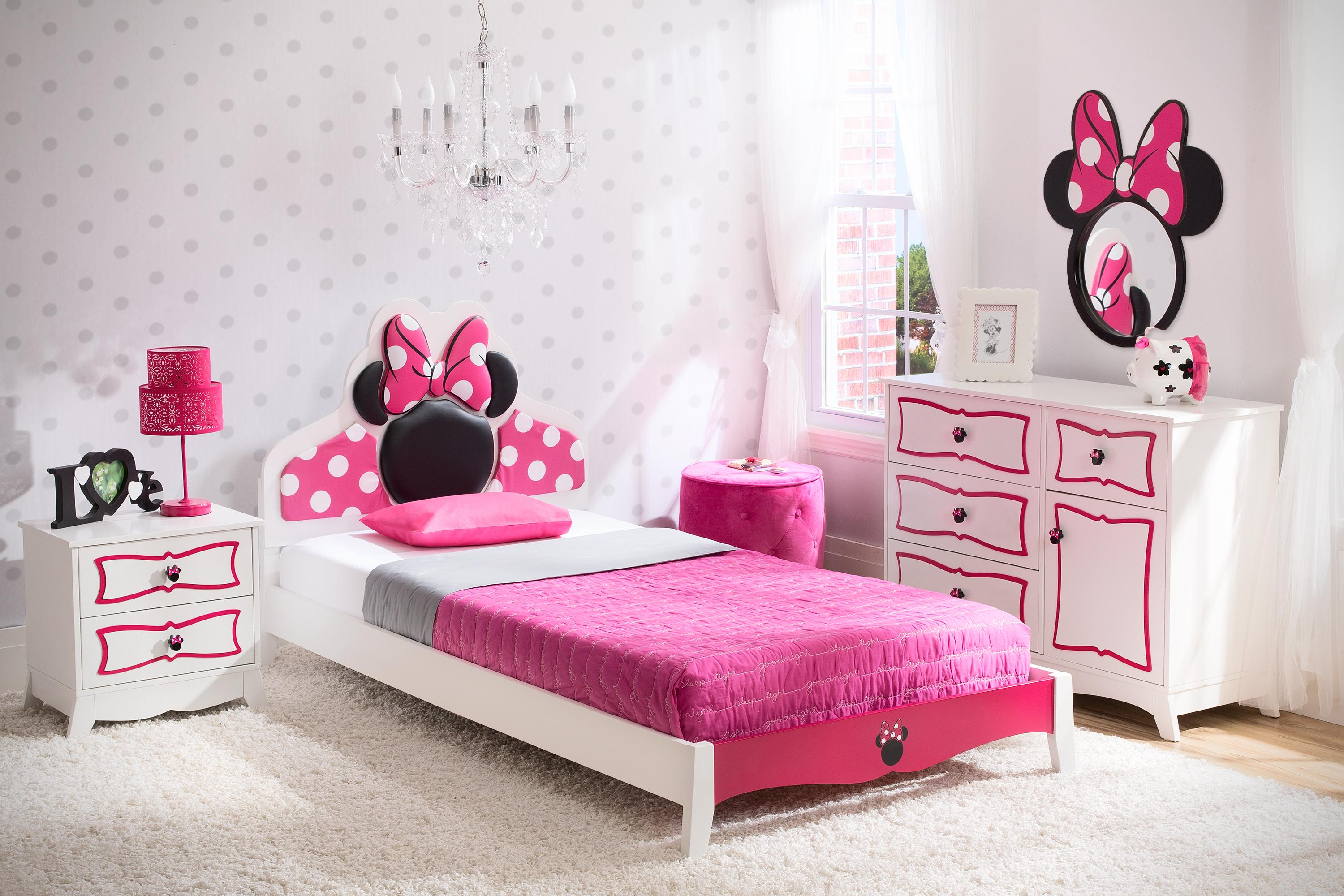 kids twin bedroom sets. Minnie Mouse Twin Bedroom Collection  From Delta Children View larger Amazon com Disney