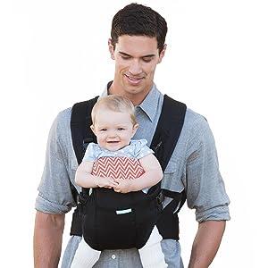 Amazon Com Infantino Flip Front 2 Back Carrier Black Child