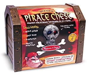 treasure chest, toy for 6 year old boy, role play, costume, dress-up