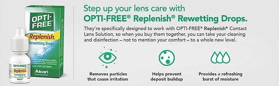 alcon opti free replenish, alcon contact solution, opti free solution, lens solution