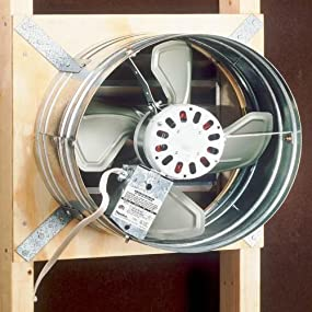Broan 353 Attic Ventilator Image