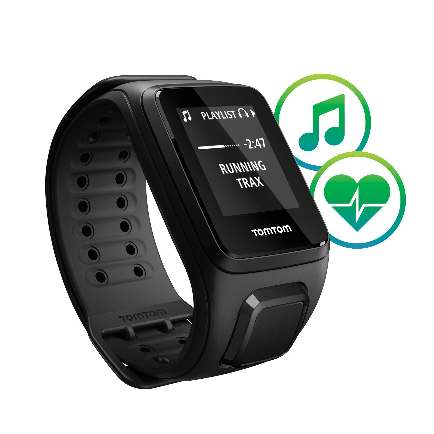 tomtom spark gps fitness watch small large cardio music variations sealed. Black Bedroom Furniture Sets. Home Design Ideas